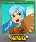 Cid, the helpful Adventurer