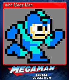8-bit Mega Man