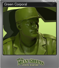 Green Corporal