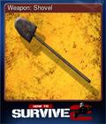 Weapon: Shovel