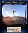 3D Paraglider : Rookie License
