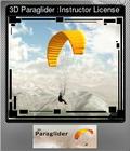 3D Paraglider :Instructor License