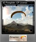 3D Paraglider :CP License
