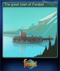 The great town of Farabel