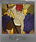 Cardani Swordstaff Brave