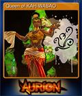 Queen of KAH-WASAO