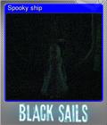 Spooky ship