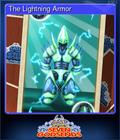 The Lightning Armor