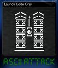 Launch Code Grey