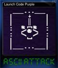 Launch Code Purple
