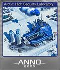 Arctic: High Security Laboratory