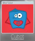 Blue Cubot