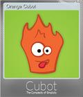 Orange Cubot