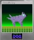 Armadillo Dog