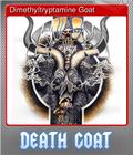 Dimethyltryptamine Goat