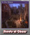 A City Ablaze