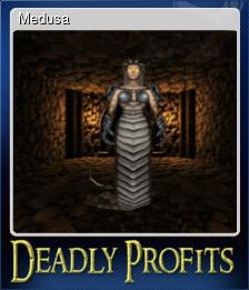 Medusa (Trading Card)