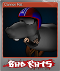 Cannon Rat