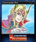 Commander Roz