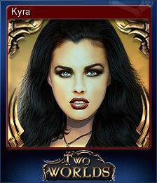 Kyra (Trading Card)