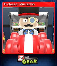 Professor Mustachio