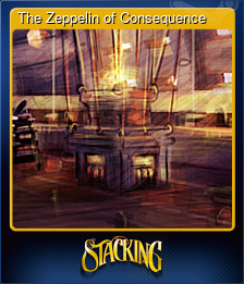 The Zeppelin of Consequence (Trading Card)