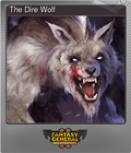 The Dire Wolf