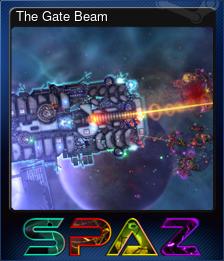 The Gate Beam