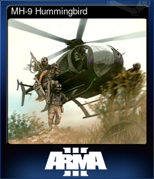 MH-9 Hummingbird