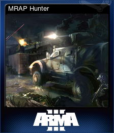 MRAP Hunter