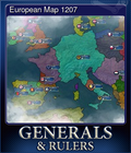 European Map 1207