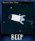 Rocket Man Ship