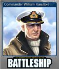 Commander William Karslake