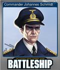 Commander Johannes Schmidt