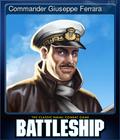 Commander Giuseppe Ferrara