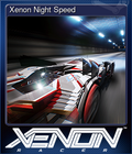 Xenon Night Speed