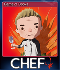 Game of Cooks