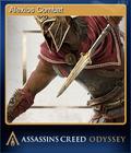 Alexios Combat