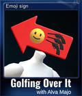 Emoji sign