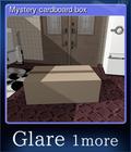 Mystery cardboard box