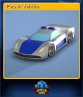 Pursuit Vehicle