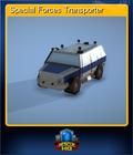 Special Forces Transporter