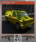 Getaway Van