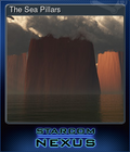 The Sea Pillars