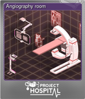 Angiography room