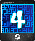 Mysterious Card 4