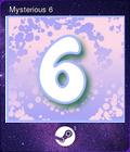 Mysterious Card 6
