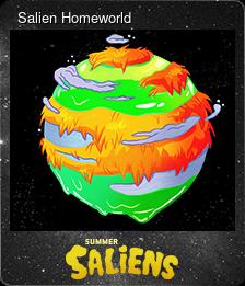 Salien Homeworld