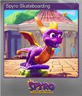 Spyro Skateboarding
