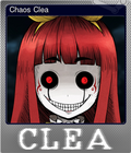 Chaos Clea